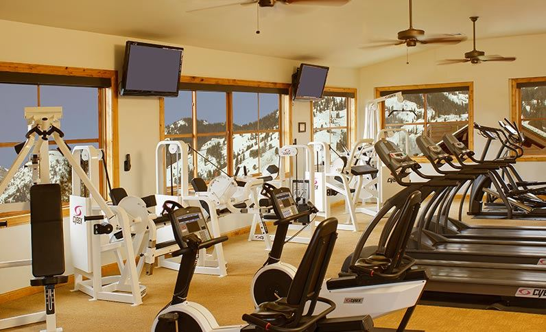 Snake River Lodge & Spa - Fitness Center
