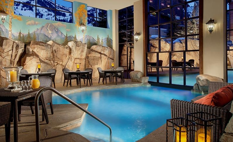 Snake River Lodge & Spa - Pool