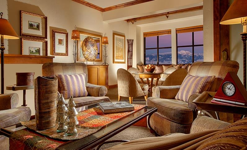 Snake River Lodge & Spa - Rooms