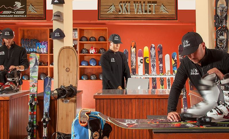 Snake River Lodge & Spa - Winter Ski Shop