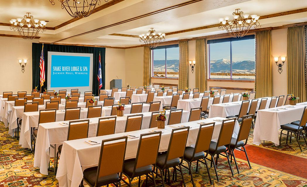 Snake River Lodge & Spa - Meeting Facilities