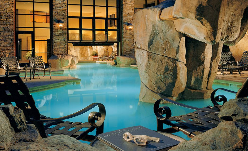 Snake River Lodge & Spa - Outdoor Pool