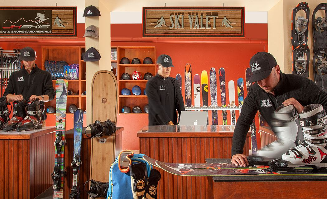 Snake River Lodge & Spa - Full Service Ski Valet