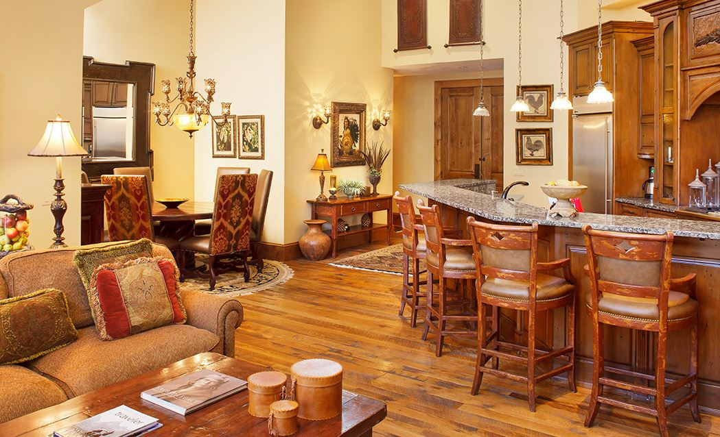 Snake River Lodge & Spa - Three Bedroom Penthouse Residence