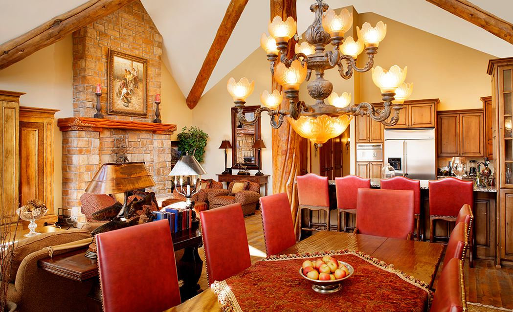 Snake River Lodge & Spa - Three Bedroom Premium Penthouse Residence