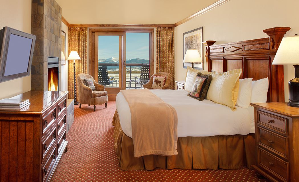 Snake River Lodge & Spa - One Bedroom Suite
