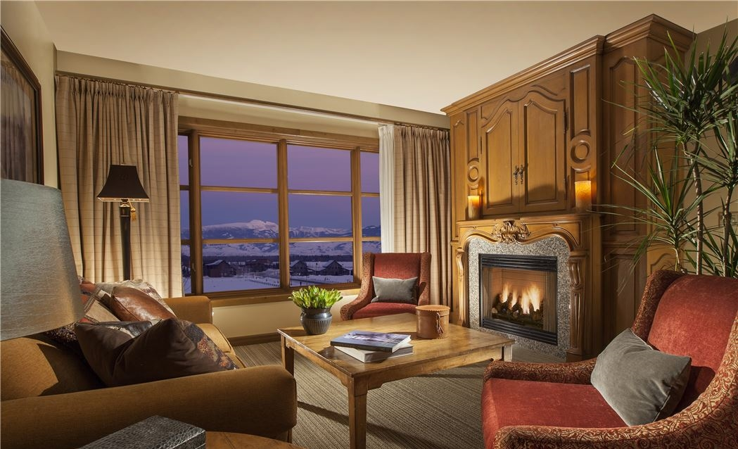 Snake River Lodge & Spa - Two Bedroom Residence
