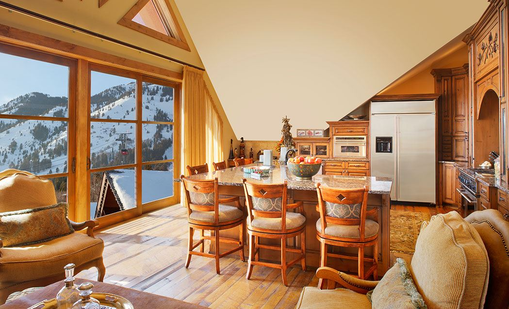 Snake River Lodge & Spa - Four Bedroom Penthouse Residence