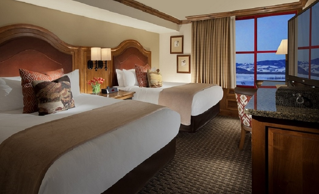 Snake River Lodge & Spa - Deluxe Two Queens
