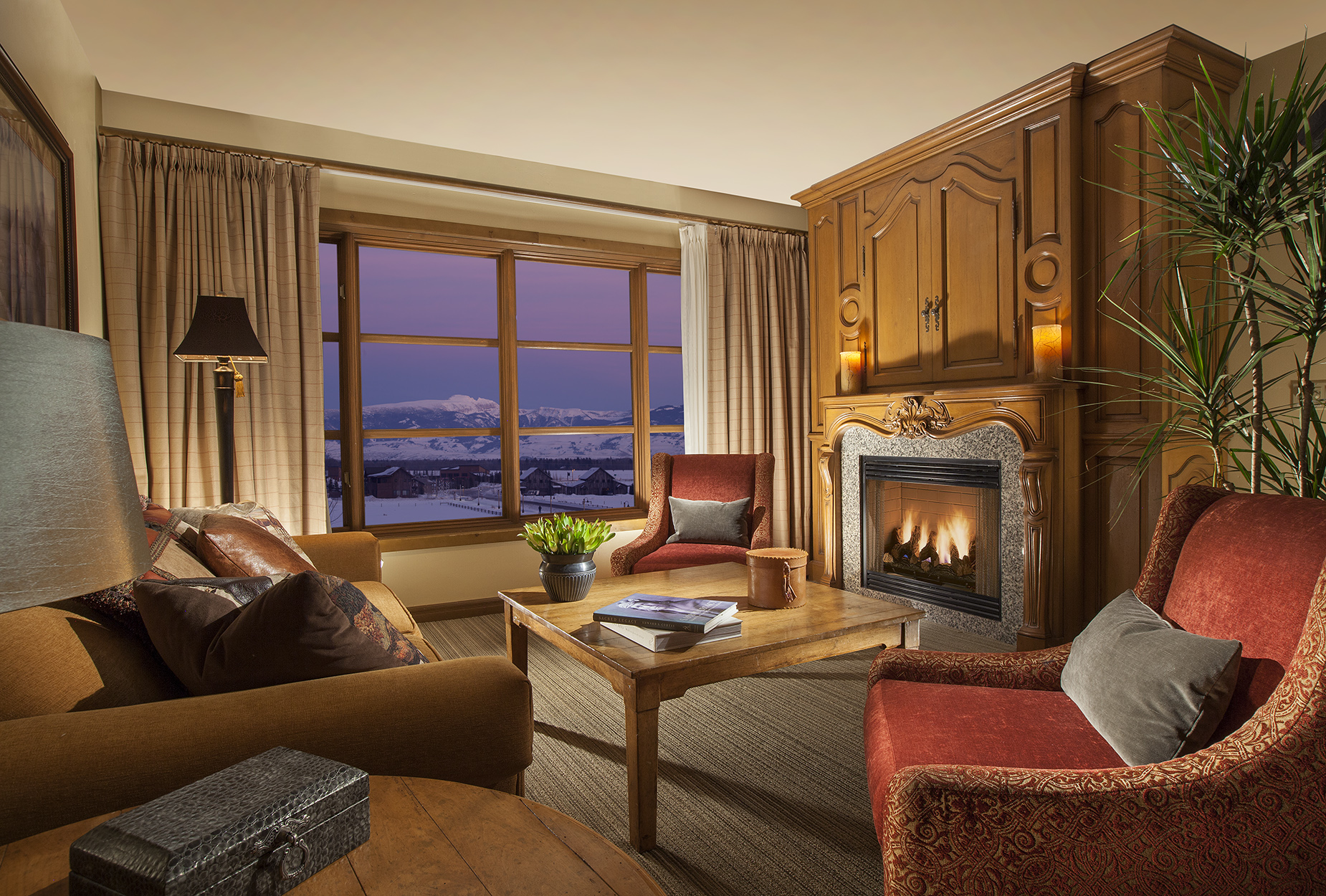 Residences at Snake River Lodge & Spa, Teton Village