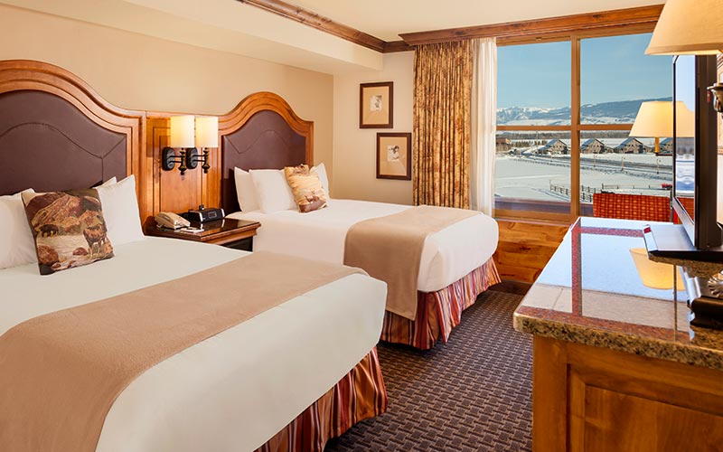 Book Direct & Save in Snake River Lodge & Spa, Teton Village