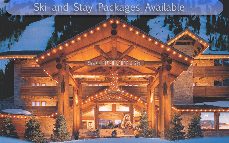 4 Night Ski & Stay Package in Teton Village, Wyoming Hotel