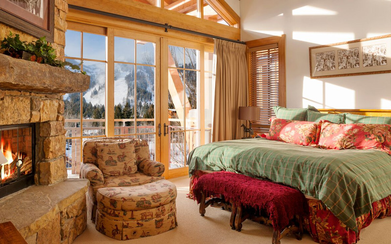 Snake River Lodge & Spa, Teton Village in Crystal Springs Three Bedroom Penthouse
