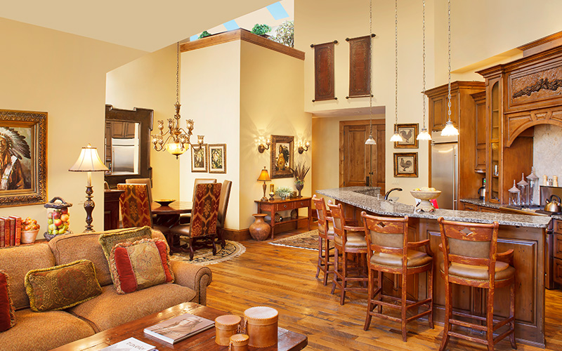 Snake River Lodge & Spa, Teton Village - Three Bedroom Penthouse Residence Suite