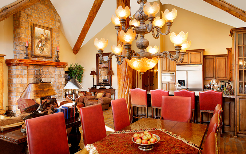 Three Bedroom Premium Penthouse Residence - Snake River Lodge & Spa, Wyoming