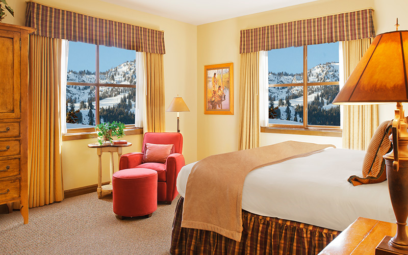Two Bedroom Residence Suite in Snake River Lodge & Spa, Teton Village