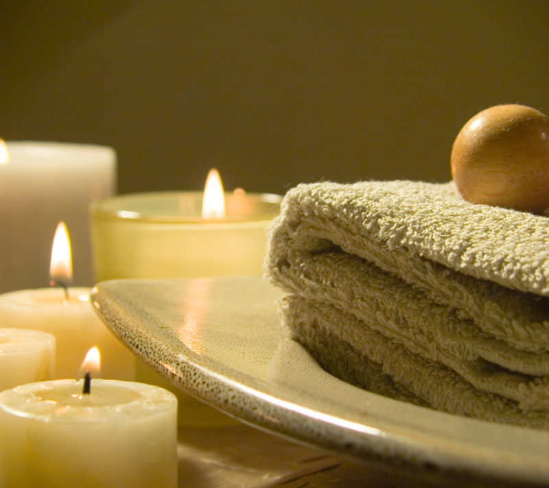 Nourishing Body Treatments in Wyoming Hotel